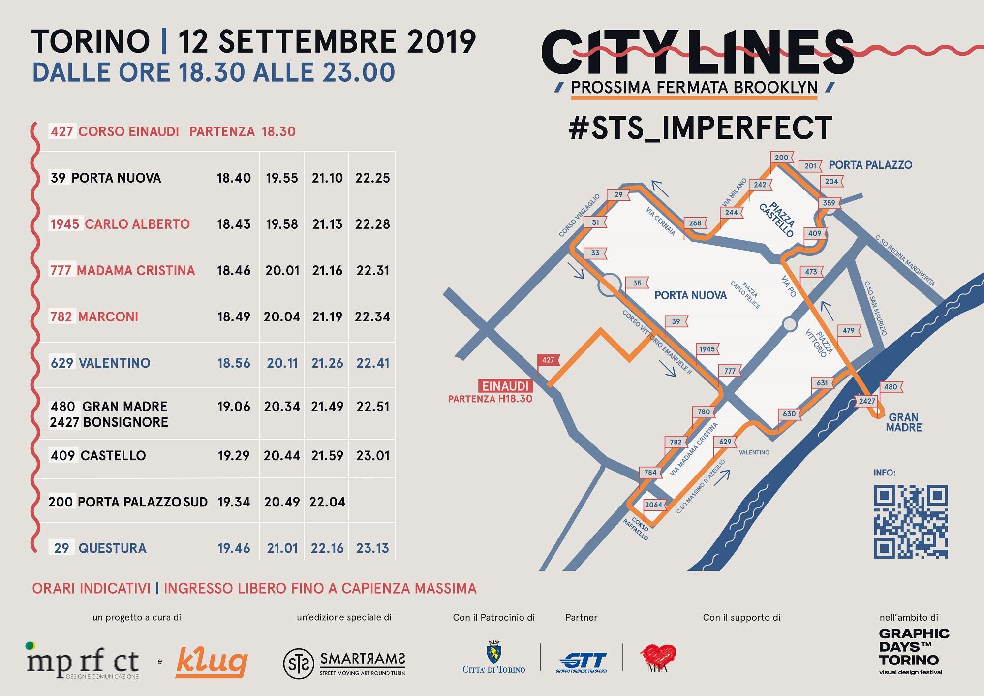 A3 mappa CITYlines